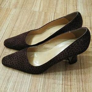 d3aa677bafff Sacha Too Shoes - Sacha Too Leopard Print Heels